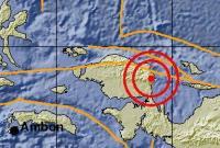 Gempa 6 SR di Selatan Manokwari Dirasakan Warga Kepulauan Yapen