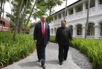 Trump Ragu Kim Jong-un akan Langgar Janji Soal Denuklirisasi