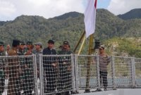 Jokowi Pastikan Natuna Masuk Teritorial NKRI