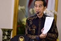 Presiden Jokowi Tetapkan Wabah COVID-19 Bencana Nasional