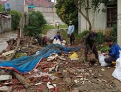 DPUPR Depok Petakan 34 Titik Banjir dan Longsor