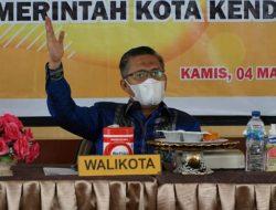 Walikota Kendari Buka Bimtek Manajemen Resiko