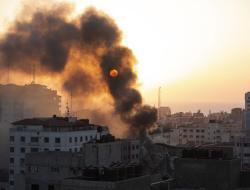 Gaza Dibombardir, Sudah 103 Warga Sipil Wafat