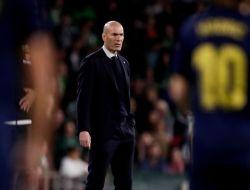 Akhir Musim Zidane Tinggalkan Madrid