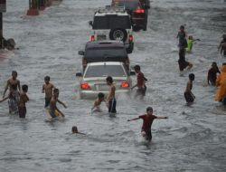 Tiga Orang Tewas dalam Badai Tropis di Filipina