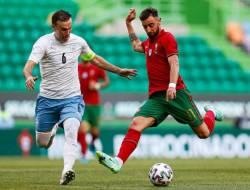 Ronaldo dan Bruno Fernandes Bawa Portugal Kalahkan Israel