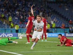 EURO 2020 : Italia Berjaya di Laga Pembuka