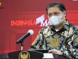 Menko Arilangga Usulkan Beberapa Penanganan terkait Naiknya Kasus Harian Covid-19