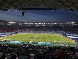 Teror Bom Gemparkan Pertandingan Italia vs Swiss