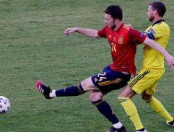 Euro 2020 : Spanyol 0-0 Swedia