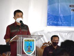 Kasus KDRT Minim, Walikota Salatiga Ingatkan untuk  Tidak Lengah