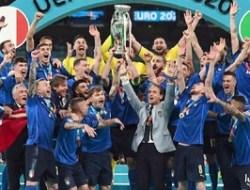 Italia Bisa Dipertemukan Argentina Usai Juara EURO 2020