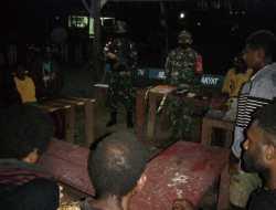 TNI Temukan Satu Amunisi Saat Lakukan Penangkapan 14 Warga PNG di Wilayah Perbatasan