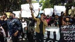 Demo Tolak PPKM bandung Berakhir Ricuh, Polisi Tetapkan Satu Tersangka
