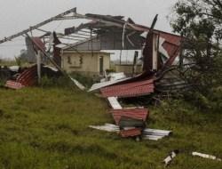Meksiko dihantam Badai Grace, 8 Warganya Tewas