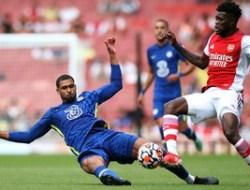 Partey Cedera Usai Arsenal Dikalahkan Chelsea