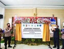 Pemkot Bandung Galakkan Kampung Bersinar untuk Berantas Narkoba