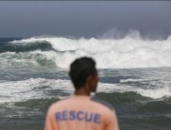 Gelombang Tinggi Pantai Selatan, BPBD Cianjur Terapkan Siaga