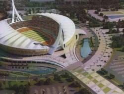 Kamboja Dapat Hibah Stadion Senilai Rp2,1 Triliun dari China