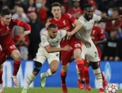 Hasil Liga Champions: Saling Kejar Gol, Liverpool Berhasil Taklukan AC Milan