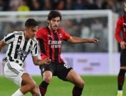 Liga Italia: Juventus dan Milan Berbagi Angkat
