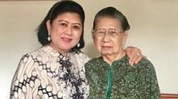 Kabar Duka, Ibu Mertua SBY Tutup Usia
