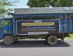 Lepas Bantuan ke Sape, Gubernur NTB Apresiasi Sigap Mahasiswa Unram