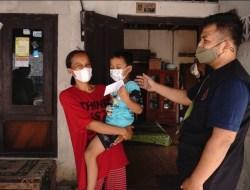 Suluh Nusantara Salurkan Bantuan untuk Rangga, Anak yang Kehilangan Penglihatan di Klaten