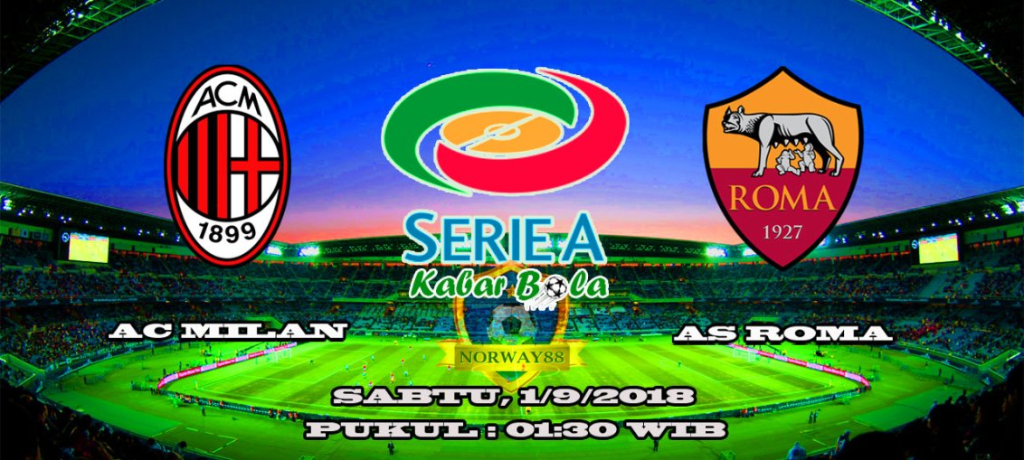kabarbola - AC Milan vs AS Roma