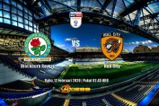 Blackburn vs Hull City