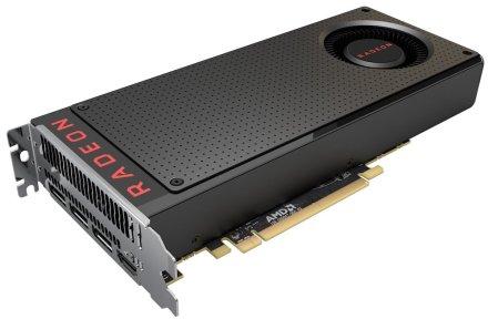 AMD Radeon RX 580 (RX 400 & 500 series)