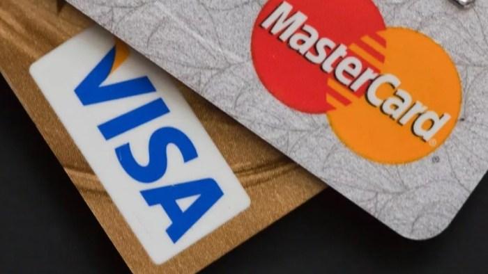 beli bitcoin dengan Visa dan MasterCard