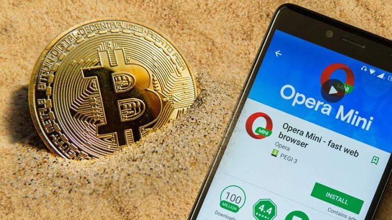 Opera Baru Saja Menambahkan Dukungan untuk Tron dan Bitcoin