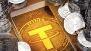 Tether Sebagai Cryptocurrency Terbesar Ketiga