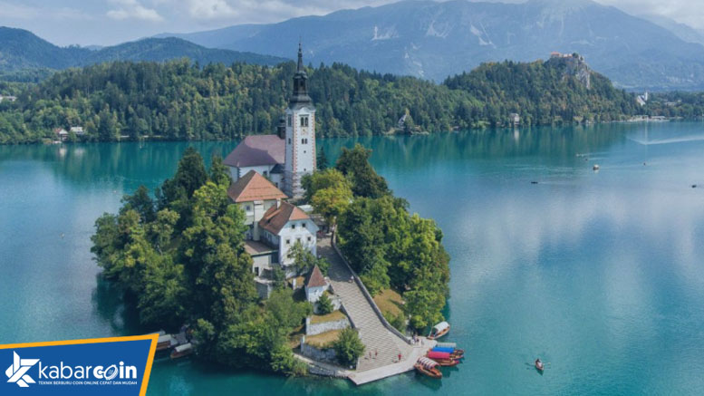 Adopsi Cryptocurrency di Slovenia