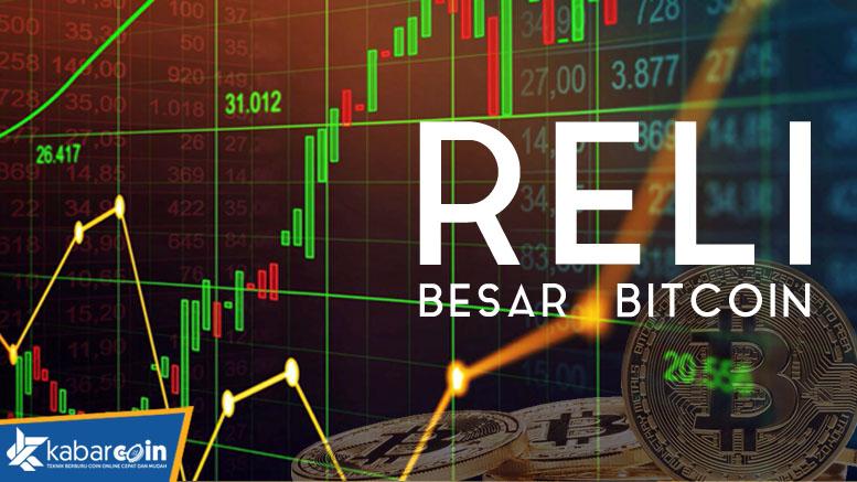 Reli Besar-Besaran Bitcoin Akan Segera Datang