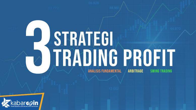 Strategi Trading Profit untuk Cryptocurrency