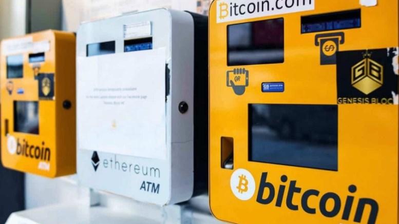 Pemasangan ATM Crypto Meningkat