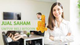Menjual saham untuk membeli Bitcoin