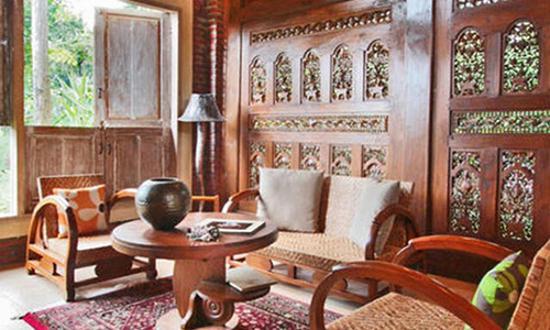 Interior Rumah Adat Khas Jawa  KabaRimbocom  KabaRimbocom