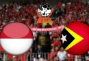 Cuplikan Video : Indonesia vs Timor Leste