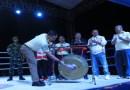 Penutupan Kejurnas Tinju Danrem Cup, Gubernur NTB Berhalangan