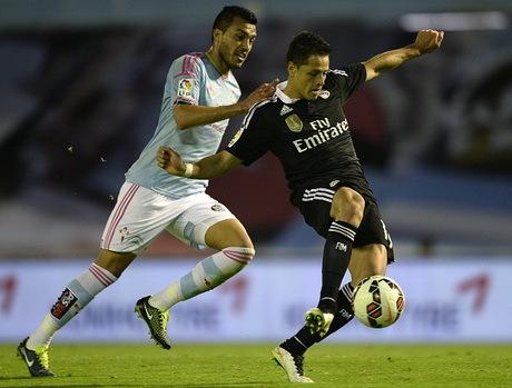 Taklukan Celta, Madrid Masih Tertinggal Dua Poin Dari Barcelona