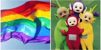 teletubbies, LGBT, simbol teletubbies