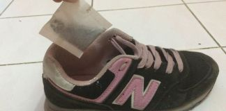 bau sepatu, atasi bau sepatu, bubuk kopi