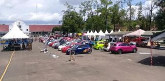 AVOID Fun Time Rally (Komunitas Avanza Indonesia)