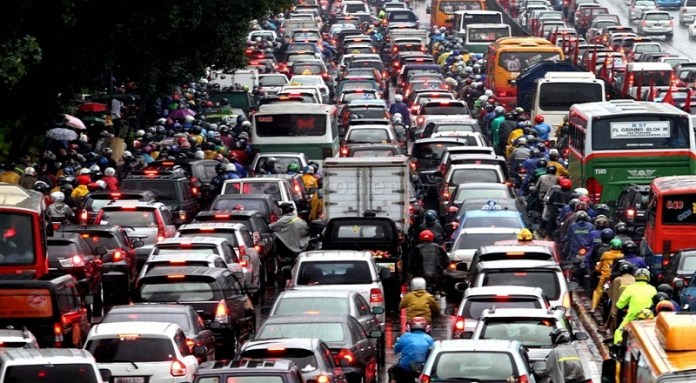 Revolusi Industri Transportasi Setelah Online