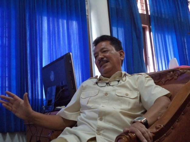 Sekretaris KPU Sumatera Barat, Hendrinal. Foto : Istimewa