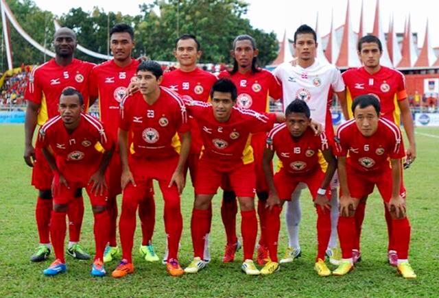 Pemain Semen Padang. FOTO/GOAL