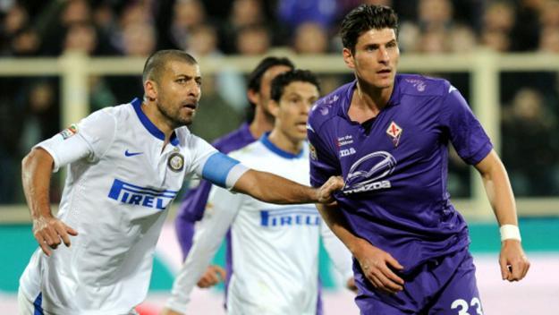 Stadion Artemio Franchi, Minggu waktu setempat atau Senin (06/10/14) dini hari WIB, menjadi kesempatan bagi Fiorentina dan Internazionale Milano untuk mencari kemenangan pertama di Serie A Italia. Foto : Indosport